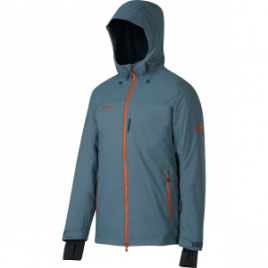Mammut Bormio HS Hooded Jacket – Men's