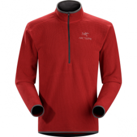 Arc'teryx Delta AR Zip Neck Shirt – Men's