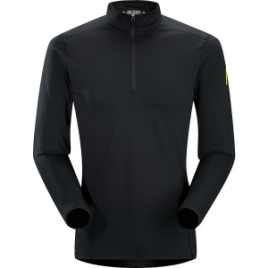Arc'teryx Phase AR Zip-Neck Top – Long-Sleeve – Men's