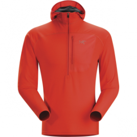 Arc'teryx Konseal 3/4-Zip Fleece Hoodie – Men's