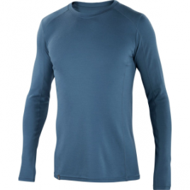 Ibex Woolies 2 Crew Top – Men's