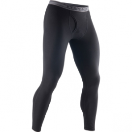 Icebreaker BodyFit 150 Ultralite Anatomica Leggings With Fly – Men's