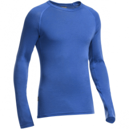 Icebreaker Everyday Long Sleeve Crew – Men's