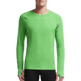 Icebreaker Bodyfit 200 Zone Crew – Long-Sleeve – Men's