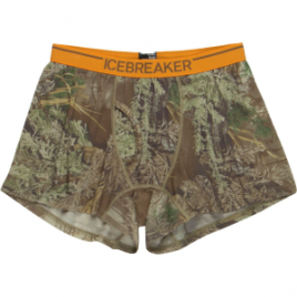 Icebreaker Ika Boxers with Fly – Men's