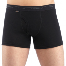Icebreaker Everyday Boxer With Fly – Men's