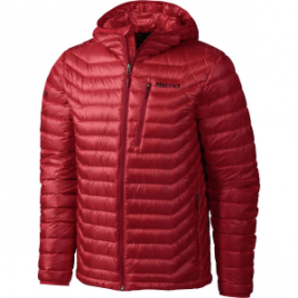 Marmot Quasar Hooded Down Jacket – Men's