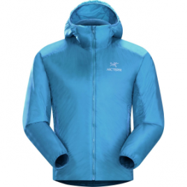 Arc'teryx Nuclei FL Hooded Insulated Jacket – Men's