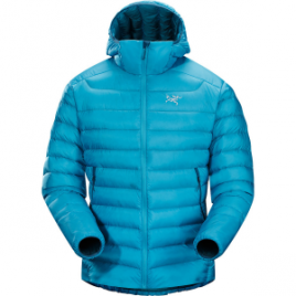 Arc'teryx Cerium LT Hooded Down Jacket – Men's