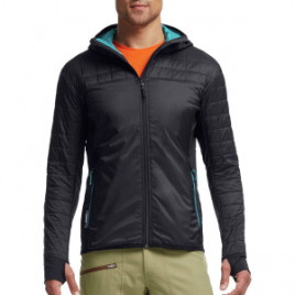 Icebreaker Helix Hooded MerinoLoft Jacket – Men's