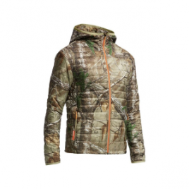 Icebreaker Stratus Real Tree Hooded Insulated Jacket – Men's