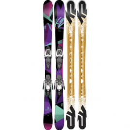 K2 Remedy 75 Jr. Ski – Kids'