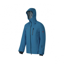 Mammut Alvier HS Hooded Jacket – Men's