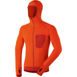 Dynafit Thermal PL Full-Zip Hoodie – Men's