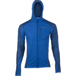 Marmot Thermo Fleece Hooded Top – Men's