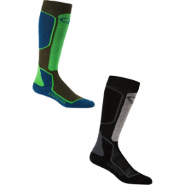 Icebreaker Ski Plus Over The Calf Light Sock – 2-Pack – Men's
