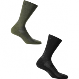 Icebreaker Hike Light Crew Sock – 2-Pack – Men's