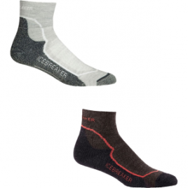 Icebreaker Hike Plus Light Mini Socks – 2-Pack – Women's