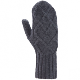 Ibex Cable Sweater Mitten – Women's