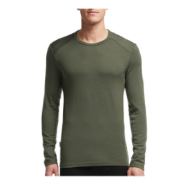 Icebreaker Tech Crew Top – Long-Sleeve – Men's