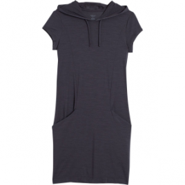 Icebreaker Yanni Hooded Dress – Women's