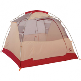 Big Agnes Chimney Creek 4 MtnGLO Tent: 4-Person 3-Season