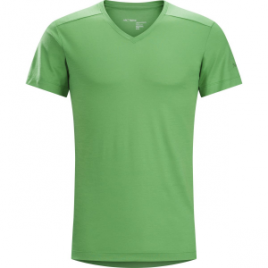 Arc'teryx Alberni V-Neck Shirt – Short-Sleeve – Men's
