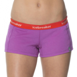 Icebreaker Butter Rib Hot Pant – Women's