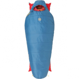 Big Agnes Haybro Sleeping Bag: 15 Degree Synthetic – Kids'