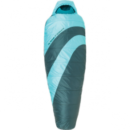 Big Agnes Elsie Sleeping Bag: 15-Degree Synthetic