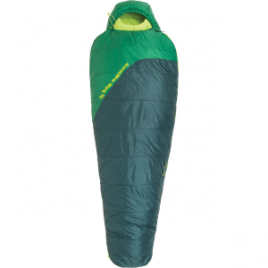 Big Agnes Husted Sleeping Bag: 20 Degree Synthetic