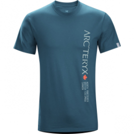 Arc'teryx Vertical Word T-Shirt – Short-Sleeve – Men's