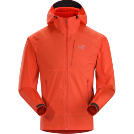 Arc'teryx Psiphon FL Hooded Softshell Jacket – Men's