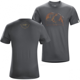 Arc'teryx 3 Peaks T-Shirt – Short-Sleeve – Men's