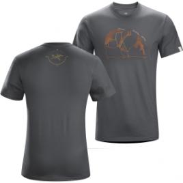 Arc'teryx 3 Peaks T-Shirt – Short-Sleeve – Men's