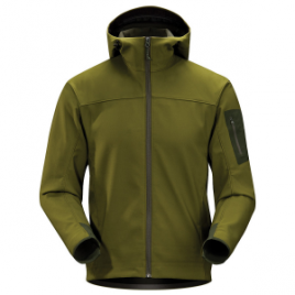 Arc'teryx Epsilon SV Hooded Fleece Jacket – Men's