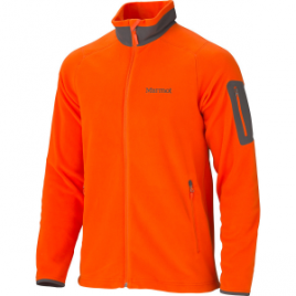 Marmot Reactor Full-Zip Fleece Jacket – Men's