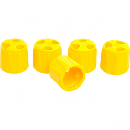Grivel Ice Screw End Caps – 5-Pack