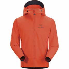 Arc'teryx Gamma LT Hooded Softshell Jacket – Men's