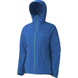 Marmot Vapor Trail Hooded Softshell Jacket – Women's