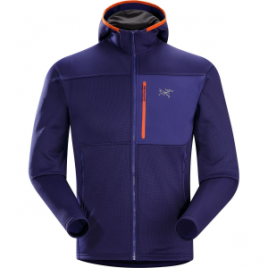Arc'teryx Fortrez Fleece Hooded Jacket – Men's