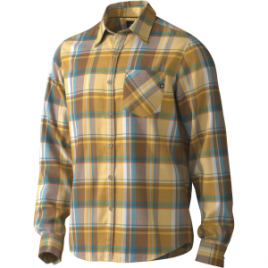 Marmot Doheny Flannel Shirt – Long-Sleeve – Men's
