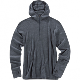 Ibex Hooded Indie Sweatshirt – Men's