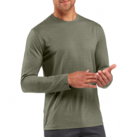 Icebreaker Tech Lite Shirt – Long-Sleeve – Men's