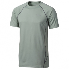 Marmot ThermalClime Sport Crew – Short-Sleeve – Men's