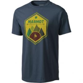 Marmot Badge T-Shirt – Short-Sleeve – Men's
