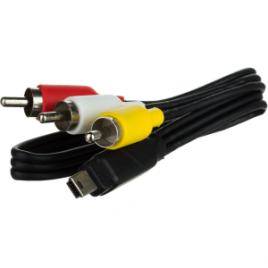 GoPro Composite Cable (HERO3/HERO3+ Only)