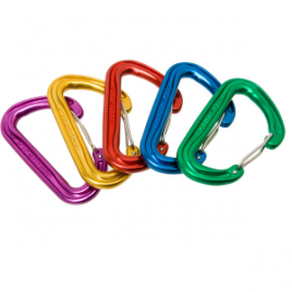 DMM Phantom Carabiner – 5 Pack