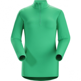 Arc'teryx Phase SV Zip-Neck Top – Women's
