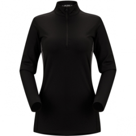 Arc'teryx Phase AR Zip-Neck Top – Women's